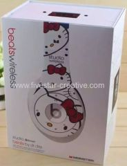 Wholesale Beats Wireless Studio Bluetooth Hello Kitty Edition On-Ear Headphones