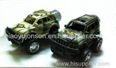 15cm plastic truck type candy toys