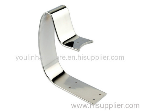 Chrome plated stamping parts