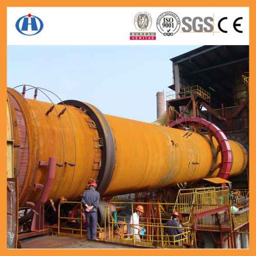 Hongji professional manufacturer chicken manure rotary dryer