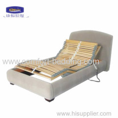 Luxury electric bed with surounds
