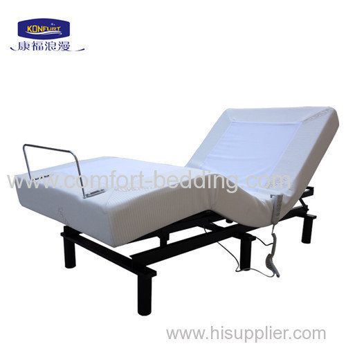 Comfort 200D Classic wallhug ger adjustable bed