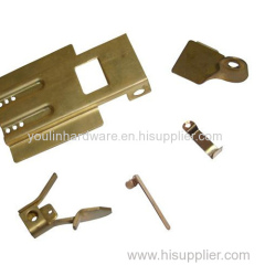 Metal stamping mounting products