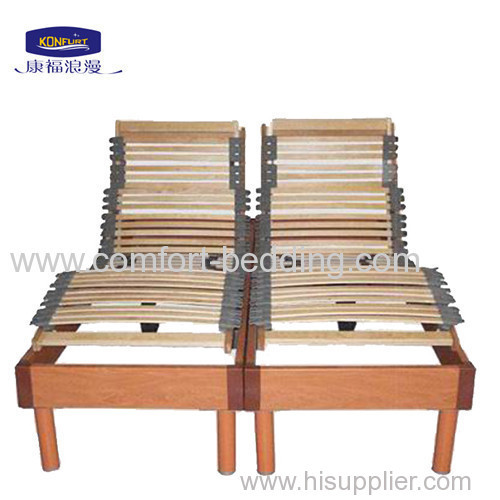 best Supplier birch wooden electric bed