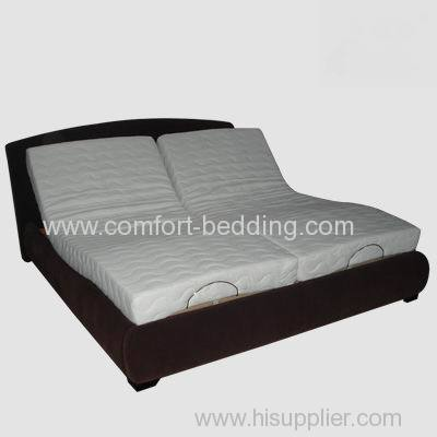 Luxury Electric Adjustable Bed with mattress