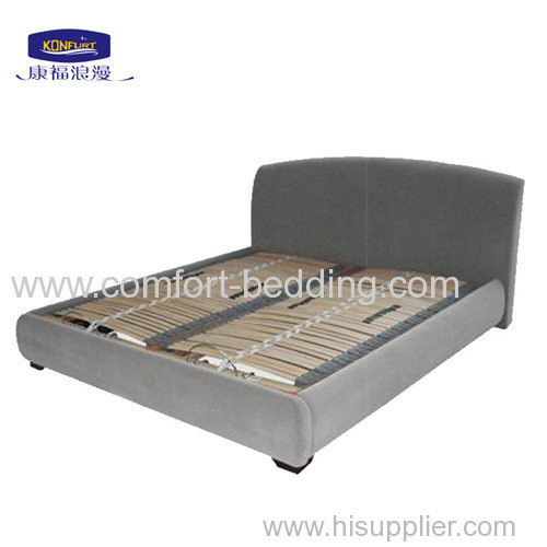 Classic Wooden Adjustable Bed