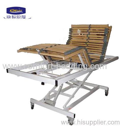 Healthcare Electric lifting nursing bed