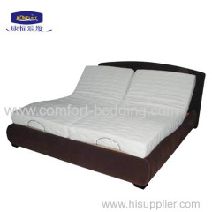 Wooden Adjustable Mattress Bed frame