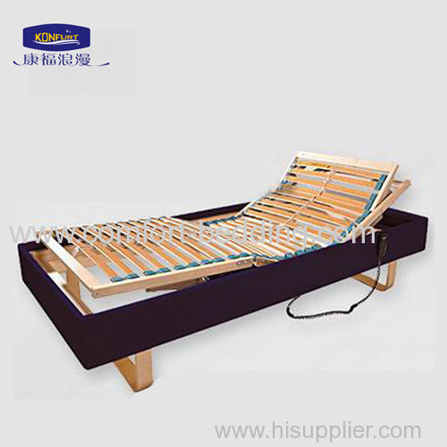 Classic Home Electric Bed with frame