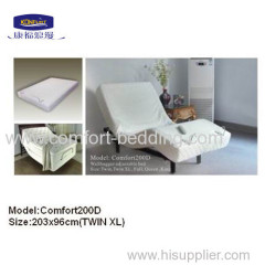 Comfort 200D Modern Wallhug ger adjustable bed