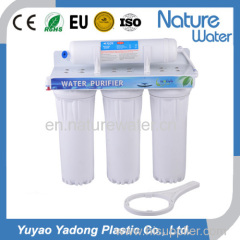 4 stage block carbon water filter