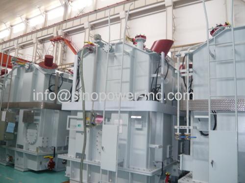 400MVA 230KV Power Transformer from China manufacturer
