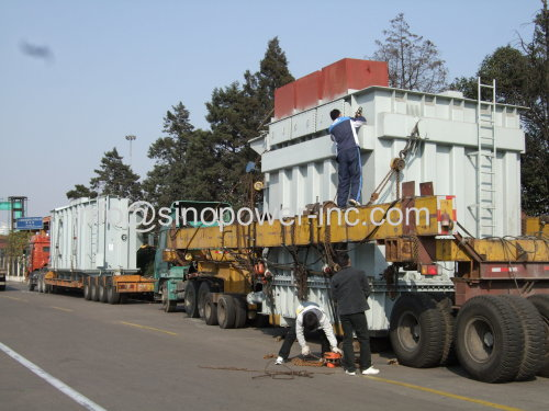 China 10 MVA 10000 KVA Power Transformer with OLTC 33KV To