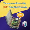 Temperature & Humidity SMS Solar Alert Controller