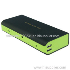 12v multi-function 16000 jump starter for car battery and electronic products