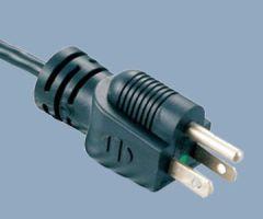 Hospital Grade Power Cord Medical Type AC Power Plug