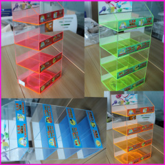 Perspex USB charger Counter Display
