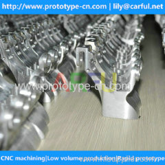 custom made in China precision parts of video surveillance systems with high quality