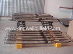 Multi-finger caliper logging tool