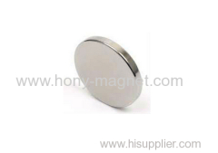 Disc NdFeB Magnet 20Mm Dia X 3Mm Thickness