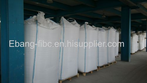 4 loop calcium fertilizer packaging fibc bag