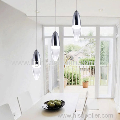 American small Chandelier Bullet modern crystal chandeliers disco lights