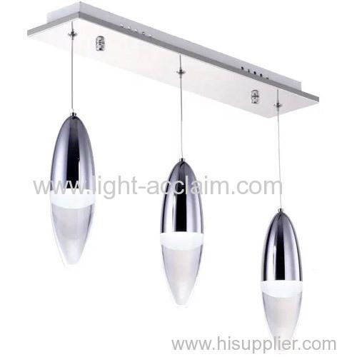 American small Chandelier Bullet modern crystal chandeliers disco lights