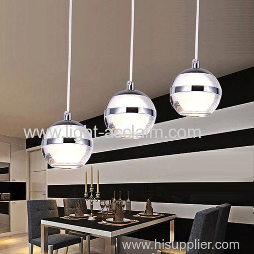 Apple Crystal Chandelier LED crystal chandelier lamps Spherical glass chandelier
