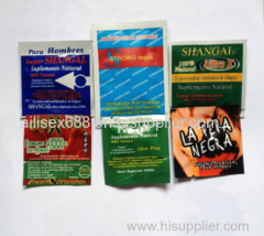 welcome OEM hebal sexual medicine sex product negra shangai paradise in good price