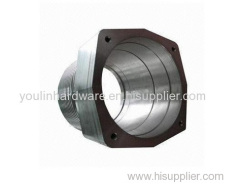 Steel cnc machined spare products