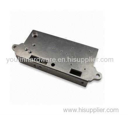 Manufacturing stainless steel CNC machinery parts