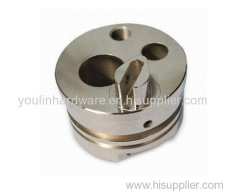 High precision good service stainless steel CNC machine parts
