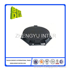 building parts sewer manhole covers casting parts for water drain