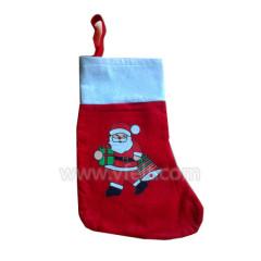 Christmas stocking for decoration