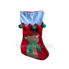 Lovely Deer Christmas stocking