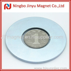 neodymium magnets in coil shape