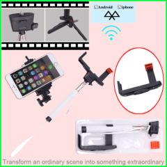 wireless mobile phone monopod selfie stick
