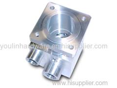 Precision aluminium cnc parts