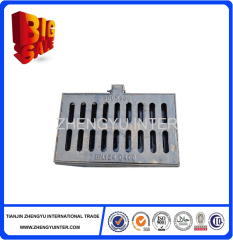 High quality ductile iron water drain grating casting parts price