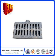 Grey Iron drain grating casting parts manufacturer