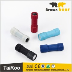 9led mini japan torch light with 3 aaa battery