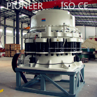 new CS cone crusher