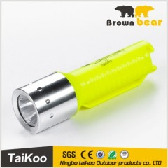 mini t6 rechargeable diving led flashlight