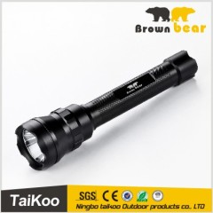 high lumens T6 led tactical flashlight multi purpose torch