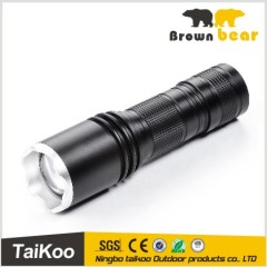 new type xpe/xpg super bright tactical led pocket torch