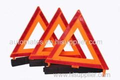 Reflective Warning Triangle DOT