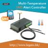 Multi-Temperature SMS Alert Controller