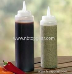 condiment bottles squeeze bottles