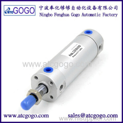 Cylindrical type Pneumatic cylinder telescopic manipulator high quality double acting Air Cylinder