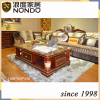 Luxury hand carved coffee table for living room